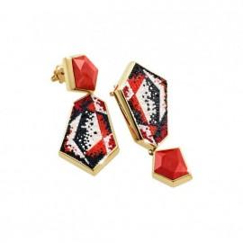 Cubista earrings