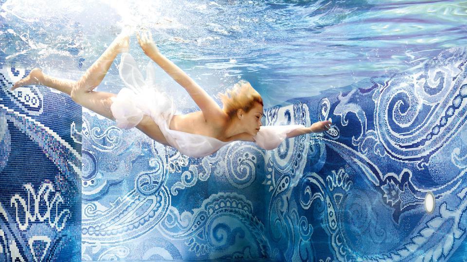 Mozaik Yüzme Havuzları 1